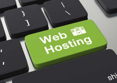 No more headaches with our complete Webhosting service
